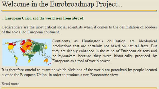 Eurobraodmap