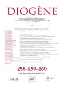 Diogène 258 cover